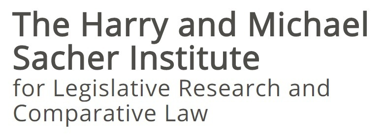 The Harry and Michael Sacher Institute logo