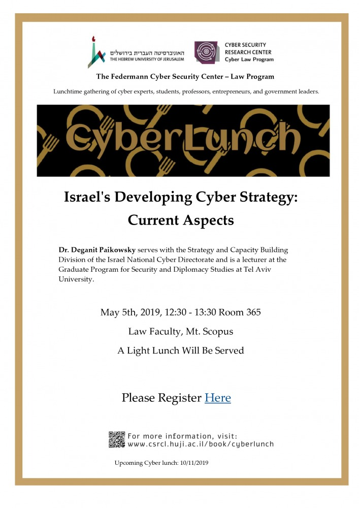 cyberlunchposter